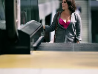 Viral: Genius breast cancer awareness video reminds women every where to check themselves