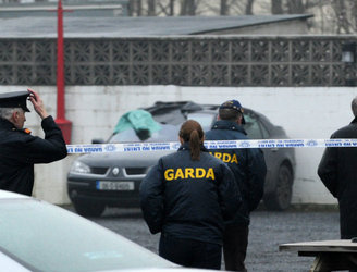 Tracking device placed on car gardai believe used in drive-by shooting