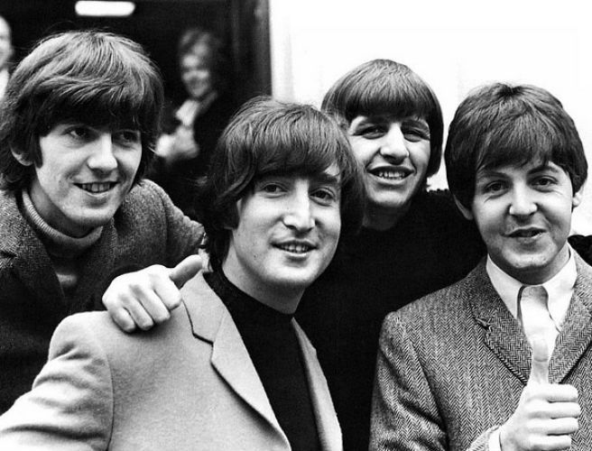The Beatles played for over 24 million hours in first 100 days on Spotify