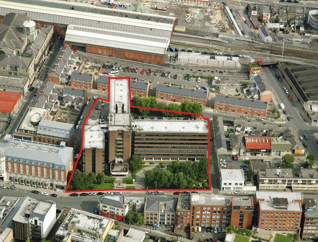 dublin office space. Dublin Office Building Goes On The Market For \u20ac50m Space N