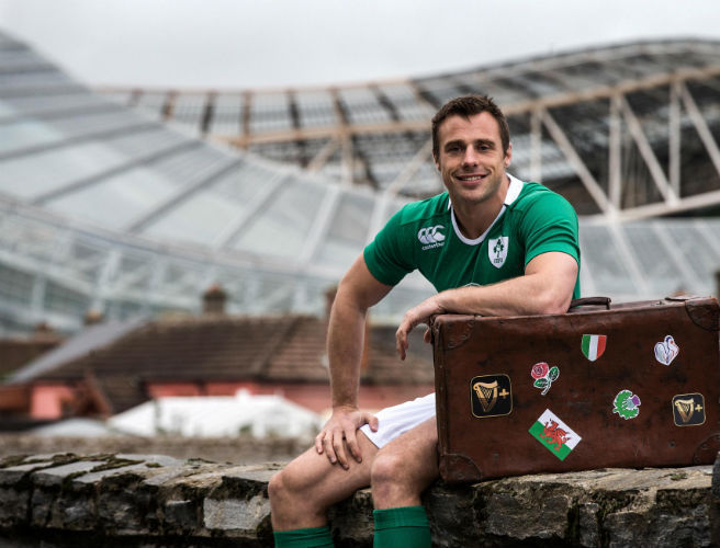 Stephen Ferris and Eddie O'Sullivan's tributes to retiring Tommy Bowe
