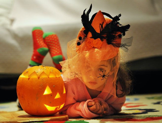 Six spectacularly spooky Halloween family events