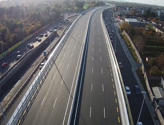 VIDEO: Newlands Cross flyover opens to traffic today