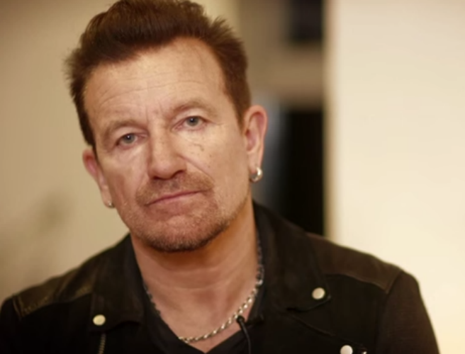 Bono calls on US to send Chris Rock, Amy Schumer to fight ISIS