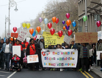 "Children living in Direct Provision describe ""unsafe"" and ""overcrowded"" conditions"