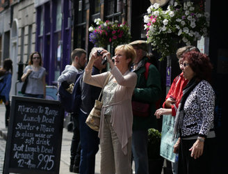 Irish tourism records its best ever month in June