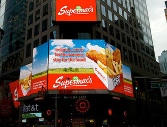 "Supermac's accuses McDonald's of ""corporate colonialism"""