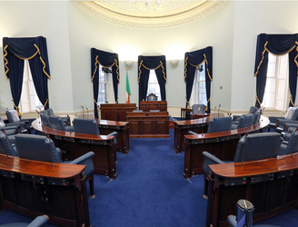 Irish abroad could receive Seanad vote