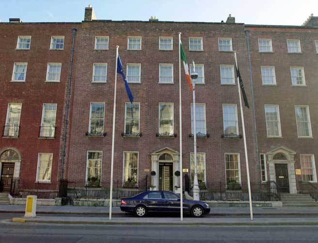 Dublin businesses object to homeless shelter near five star for Nearest 5 star hotel