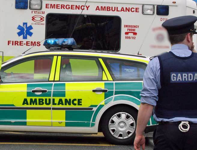 Two children among five people hospitalised in Roscommon crash