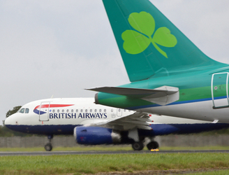 Aer Lingus owners post record-breaking quarter