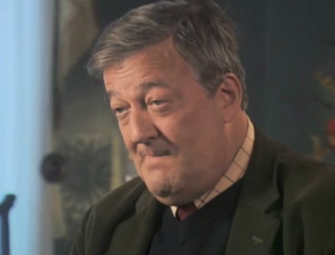Irish police decline comment on Stephen Fry blasphemy probe