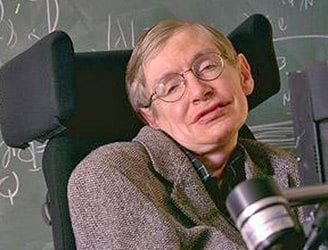 Stephen Hawking's son admits programming curse words into his voice box