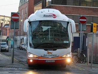 Union claims Bus Éireann dispute could spread to other transport companies