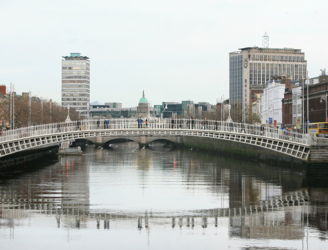 One third of Dublin office space sold in the space of four years