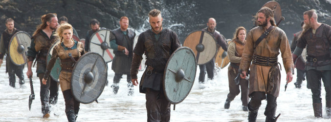 Looking for some extra work? 'Vikings' need 8,000 extras for filming in Ireland