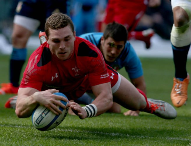 George North stood down by Northampton until medical assessment completed