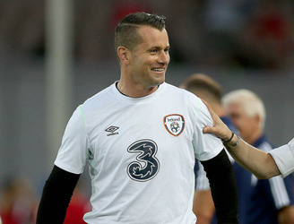 Shay Given not giving up hope of recovering fully in time for Euro 2016