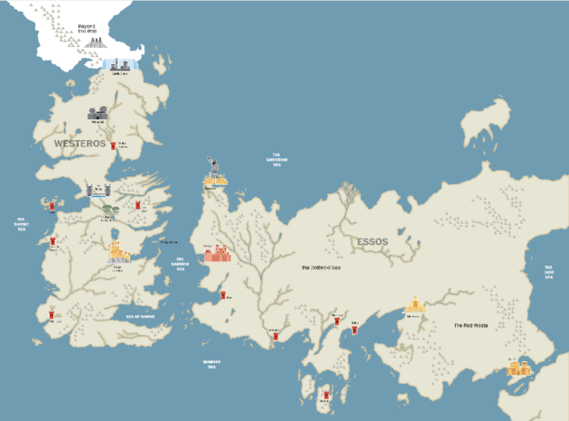a handy guide to every death in 39 game of thrones 39 so. Black Bedroom Furniture Sets. Home Design Ideas