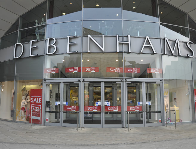 Debenhams and the Roche family dispute examinership terms