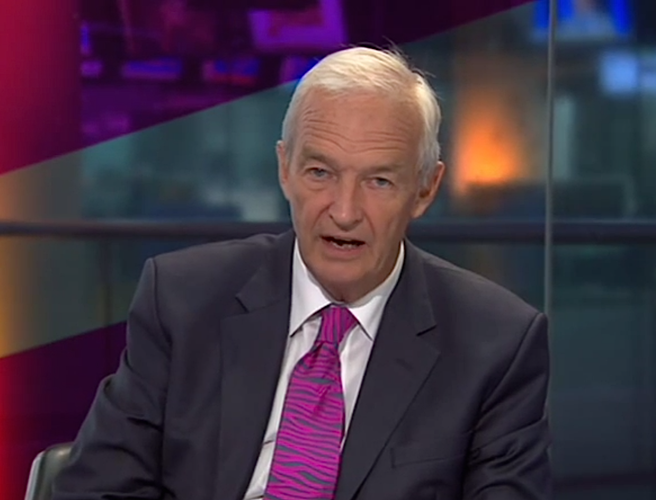 "Brexit would be ""terrifying to behold"" – Jon Snow"