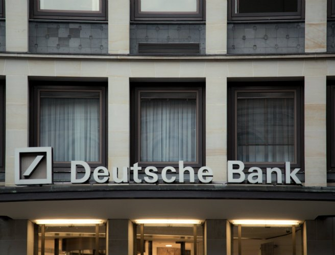 Deutsche Bank on hunt for €5bn as US fine looms large