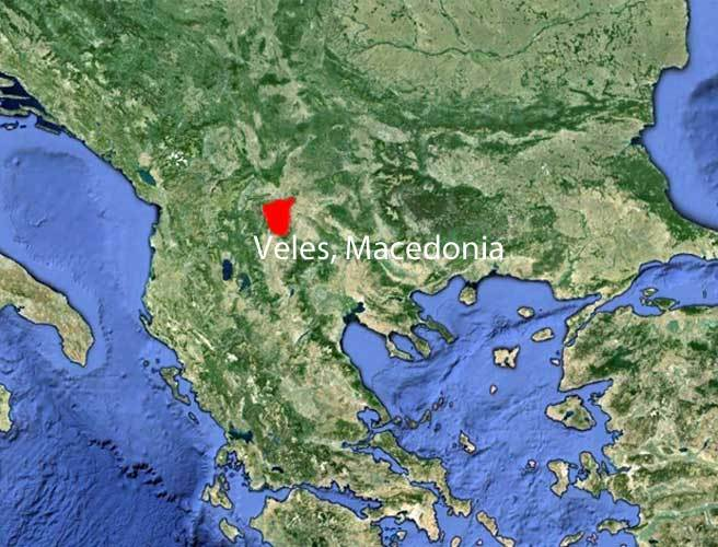 14 migrants killed after being hit by train in macedonia 14 migrants killed after being hit by train in macedonia veles macedonia image google earth gumiabroncs Image collections