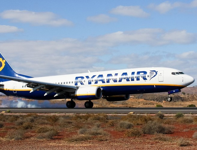 Ryanair cancels 75 flights due to French ATC strikes