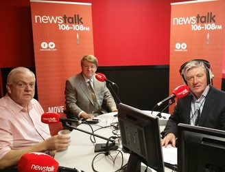 """We're in this for the long haul. We don't like being bullied"" - Brian O'Donnell talks exclusively to Pat Kenny"