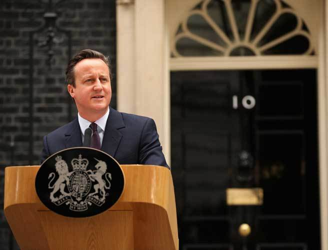 "Cameron refuses to apologise for calling bombing opponents "" terrorist sympathisers"""