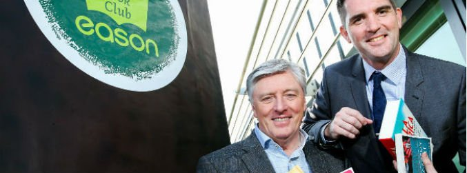 Join the Eason Book Club on the Pat Kenny Show
