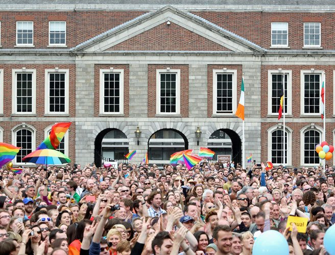 #MarRef Memories: How Ireland became the little country that could