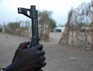 'No chance of peace in South Sudan amid rape, famine and child soldiers'