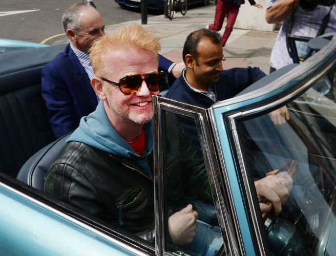 Chris Evans quits Top Gear as police confirm sexual assault...