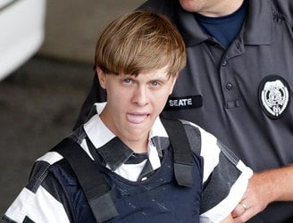 Charleston shooting suspect may face death penalty