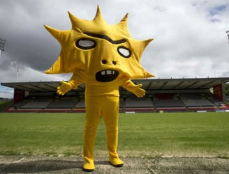 Is Kingsley the future of mascots?