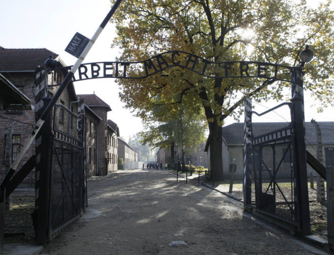 94-year-old former Auschwitz guard jailed for five years