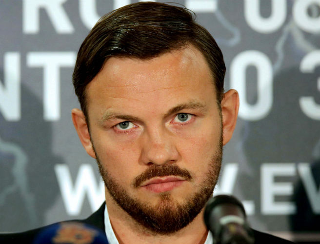 "Andy Lee thinks Tyson Fury needs to be ""smarter"" with his media dealings"