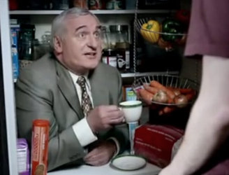 WATCH: Bertie Ahern's cupboard cameo and eight other inexplicable moments
