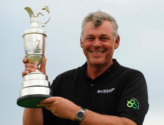 "Darren Clarke explains how he ""buried the hatchet"" with Paul McGinley"