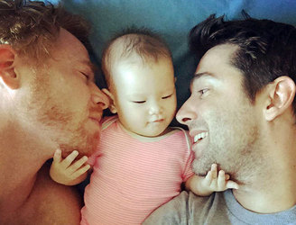 Gay couple trapped in Thailand after surrogate refuses to allow them take their baby