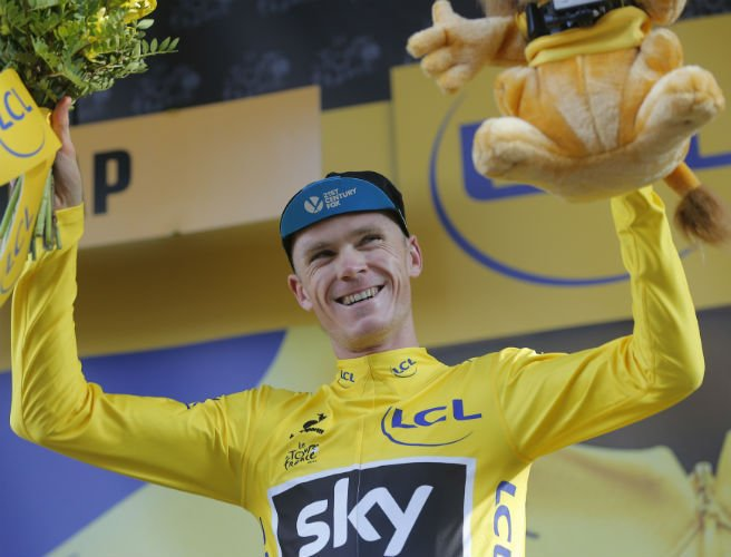 Froome says he's warned cycling authorities about motorised doping before