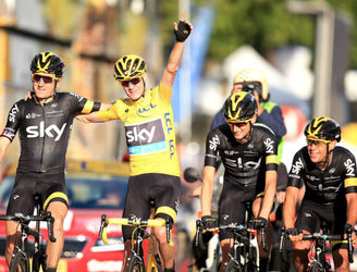 'It's almost like a witch-hunt' - Ireland's Dan Martin shares his view on Team Sky