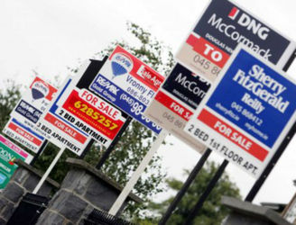 House prices are rising by more than €50 a day
