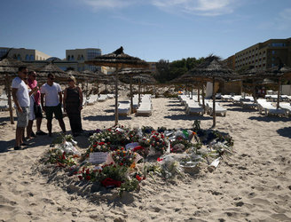 Tunisia beach massacre was linked to earlier attack, UK police say