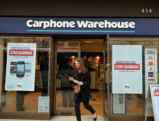 Carphone Warehouse hack leaves details of 2.1 million accounts compromised