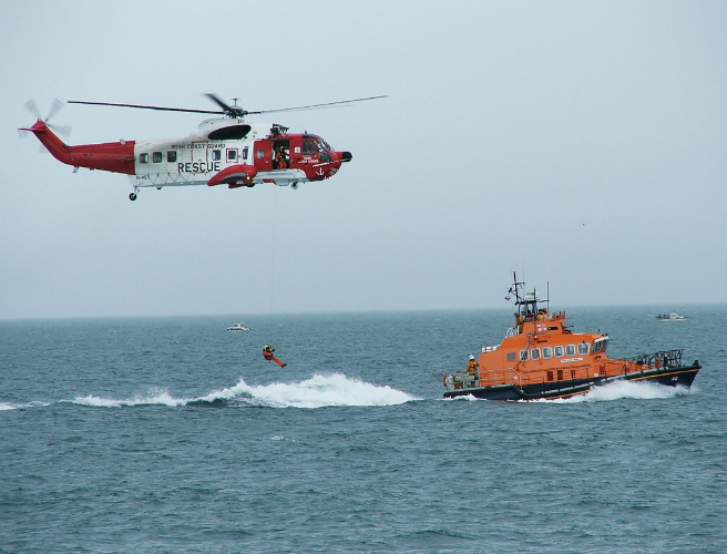 Girl remains in critical condition after teenagers rescued from water off Hook Head