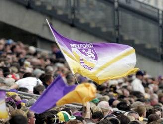 "Tim McCarthy will be bringing a bit of ""Boomshakalaka"" to Wexford GAA"