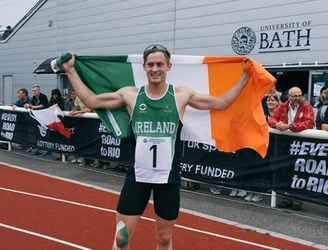 Off The Ball talks to Ireland's Arthur Lanigan O'Keeffe after he claimed gold in the modern pentathtlon championships