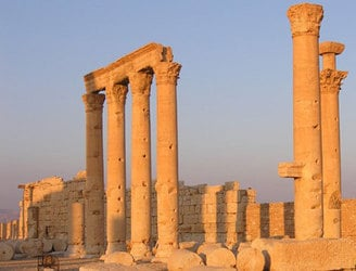 Damage to Palmyra site may not be as bad as feared